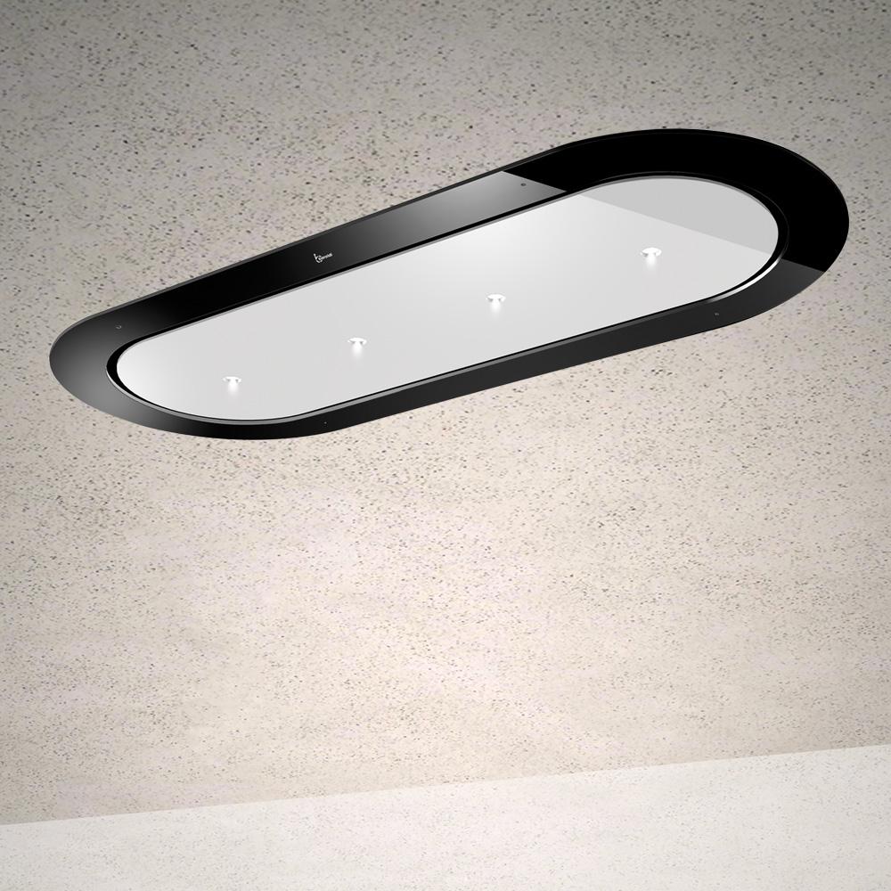 Cappe Baraldi cappe aspiranti a soffitto